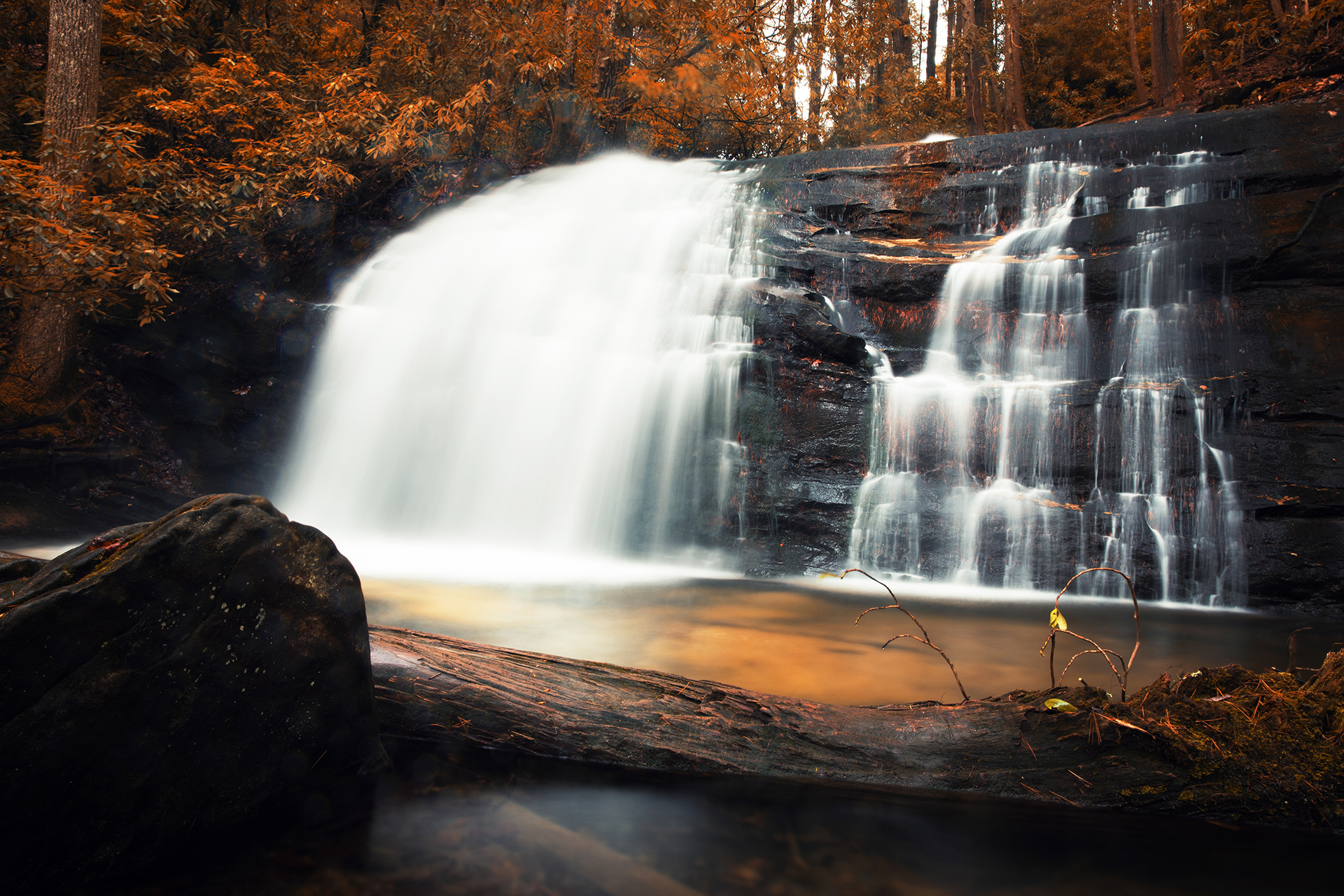 Georgia Waterfall