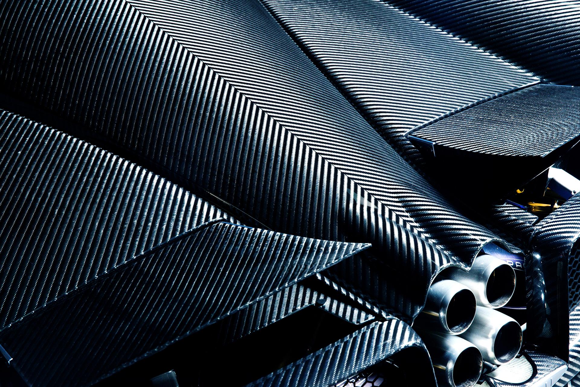 Carbon Pagani Huayra 2