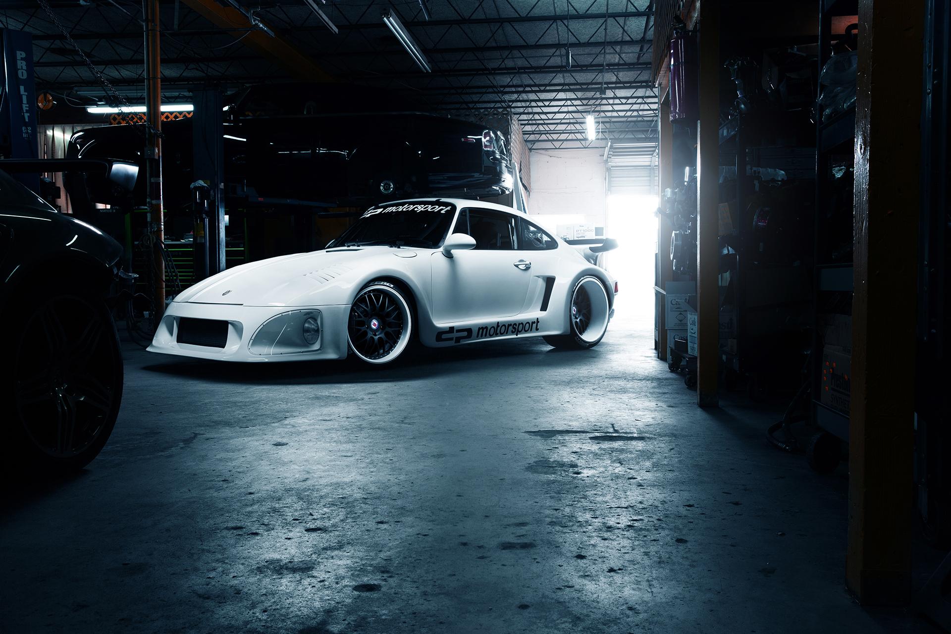 Slantnose Porsche
