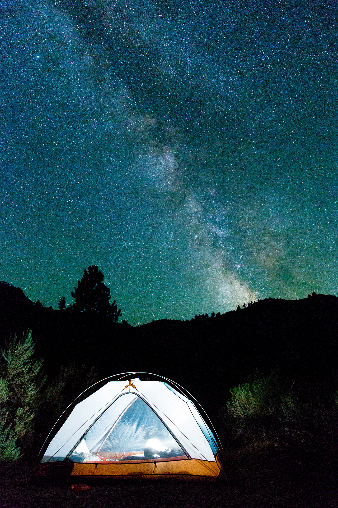 The Milky Way Campsite
