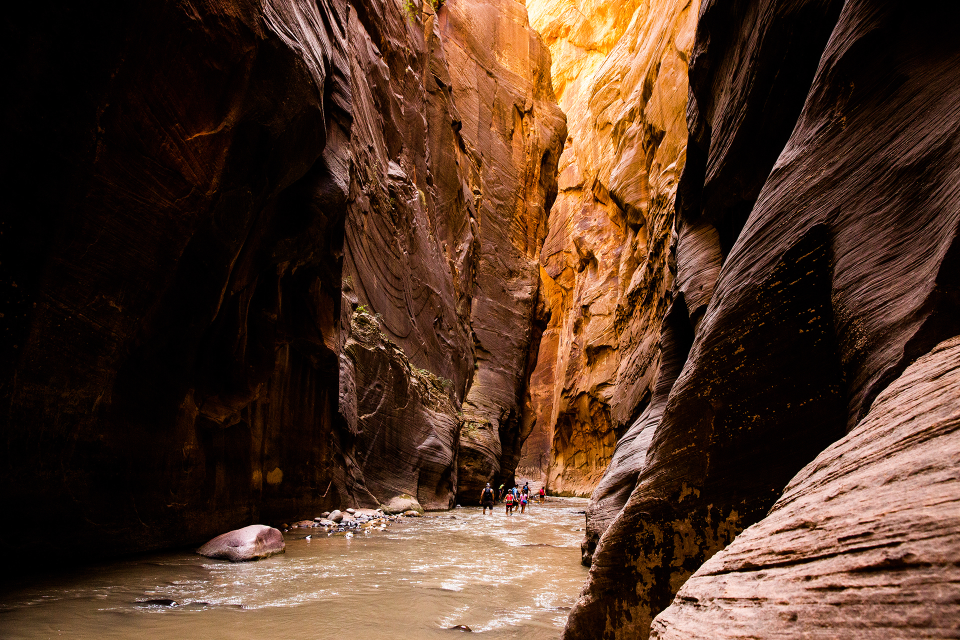 The Narrows Hike – Zion National Park 2